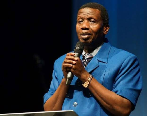 Image result for images of Nigerians Drags Pastor Adeboye After He Tells His Son To Sack His Secretary
