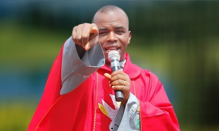 """""""I have 39 more prophecies that will come to pass"""" – Father Mbaka says"""