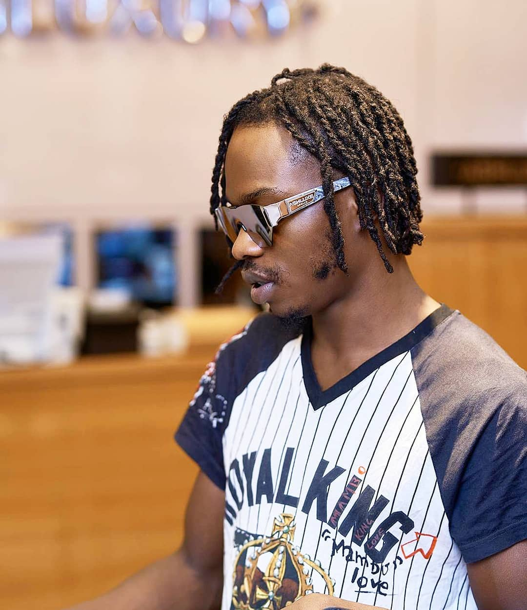 Naira Marley shares a video of him having a good time with Tyson Fury
