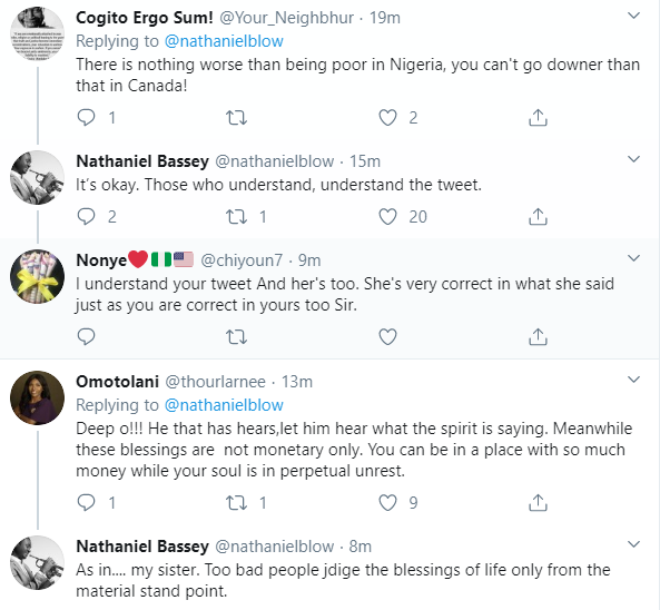 'Relocating to Canada doesn't guarantee success' – gospel artiste, Nathaniel Bassey