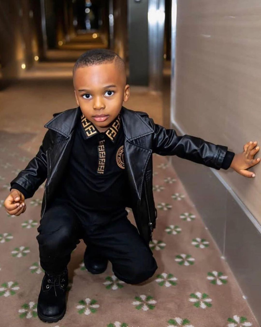 'My challenge with Tonto Dikeh will not come between us' – Olakunle Churchill celebrates son on his birthday