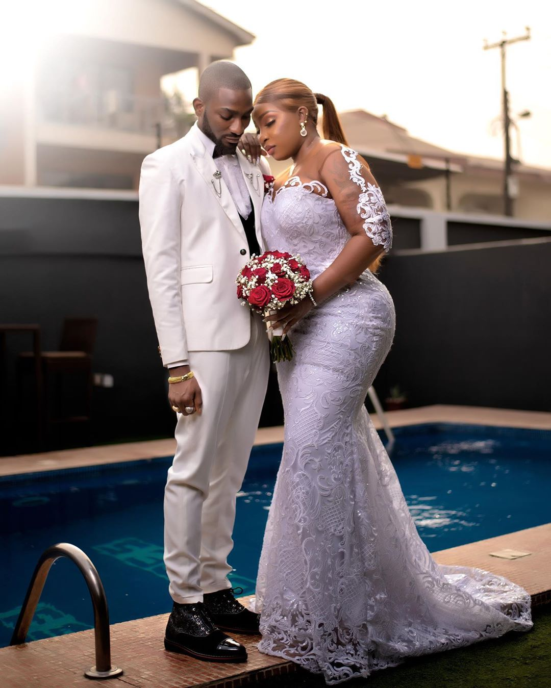 Anita Joseph shares photos from her beautiful wedding ceremony_4