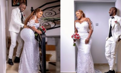Anita Joseph shares photos from her beautiful wedding ceremony
