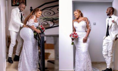 Anita Joseph shares photos from her beautiful wedding ceremony