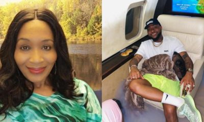 'Davido should not fly private jet the next 6 months, go commercial' – Kemi Olunloyo issues a strong warning