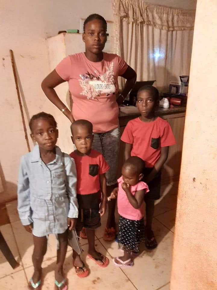 Man stabs his four children to death after accusing their mother of cheating and infecting him with HIV