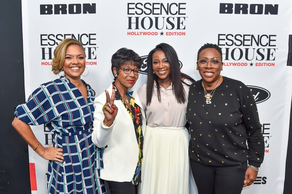 Genevieve Nnaji at Hollywood edition of  Essence House