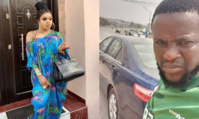 IG blogger exposes Bobrisky, says news that driver stole his car is damage control