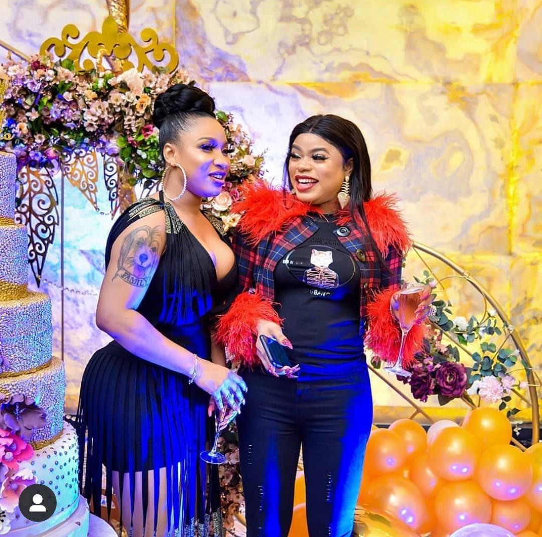 Tonto Dikeh Will Expose Bobrisky Same Way She Exposed Her Ex-husband- Kingsley Abasili Says