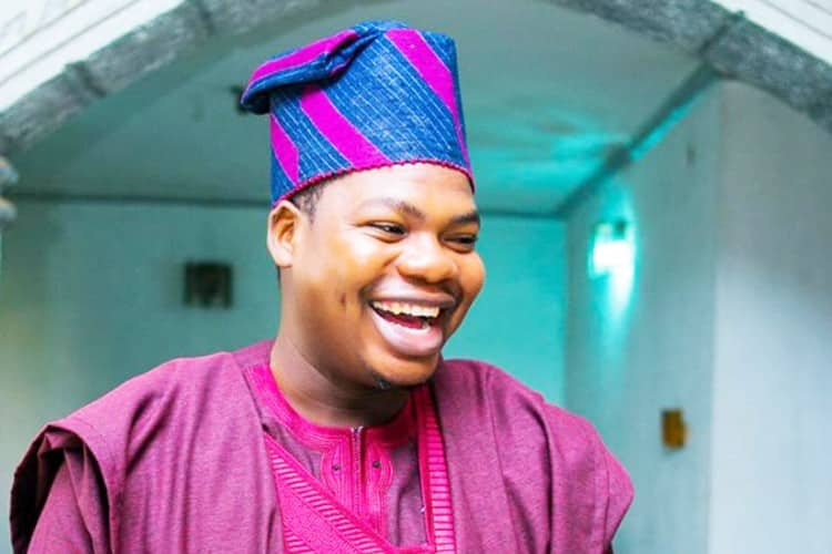 """You're the best artiste in the world"""" – Mr Macaroni prostrates for  D'Banj (video)"""