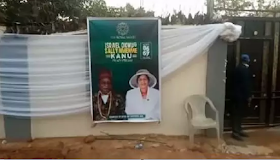 Photos: Bodies of Nnamdi Kanu's Parents leave mortuary