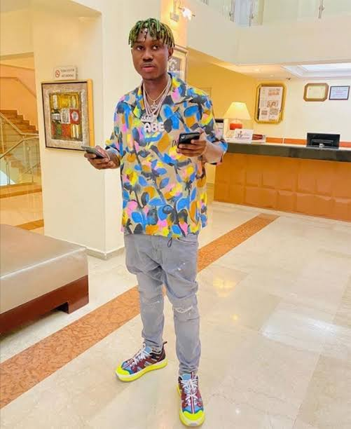 The greatest influence on my life came from Zlatan Ibile, Rahman Jago and Naira Marley – Poco Lee