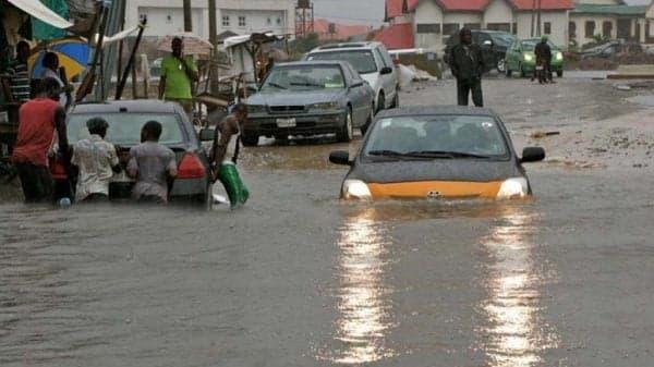 240 days rain in Lagos to begin March 19