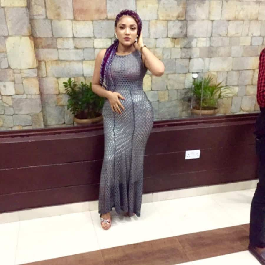 It is spiritually dangerous to touch your child after having sex with a man – BB Naija Gifty