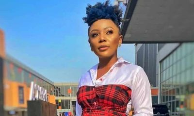 Bamteddy: Ifu Ennada slams troll pressuring her to give birth