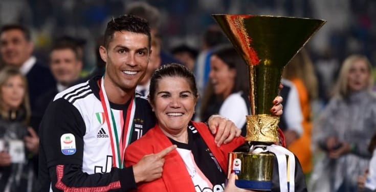 Cristiano Ronaldo's mother rushed to hospital after suffering stroke this morning