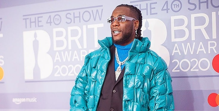 Burna Boy: I find interviews stressful