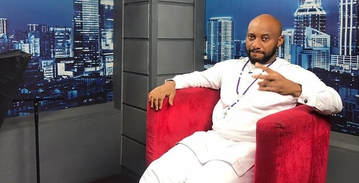 Don't marry a career lady and force her to stay at home – Yul Edochie