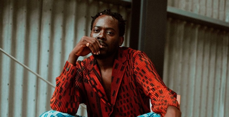 Adekunle Gold laments over the high cost of maintaining his hair