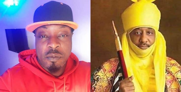 Eedris Abdulkareem mocks Sanusi over his dethronement