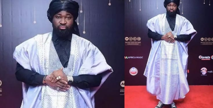 Broke poor idiots – Harrysong blasts his followers for criticizing his AMVCA outfit