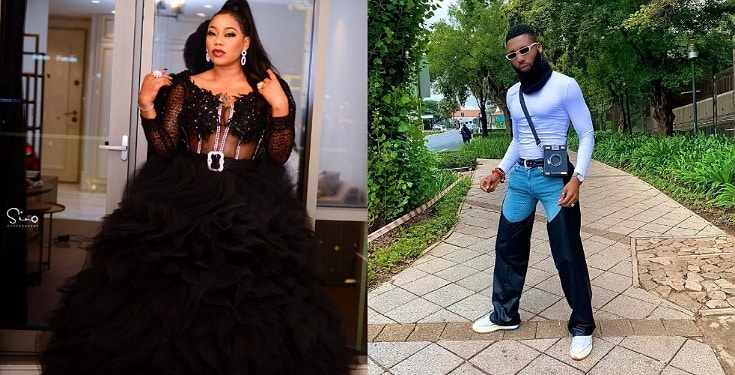 'You are very silly boy' – Toyin Lawani fires back at Swanky Jerry (video)