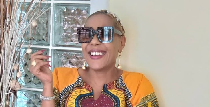 I can only marry again because I am scared – Shan George