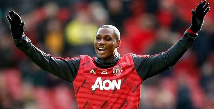 I spent my lunch money to watch Man  Utd – Odion Ighalo
