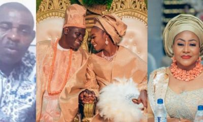 'Ngozi Ezeonu married off my daughter without my consent after crashing our marriage' – Ex-Husband Edwin Ezeonu