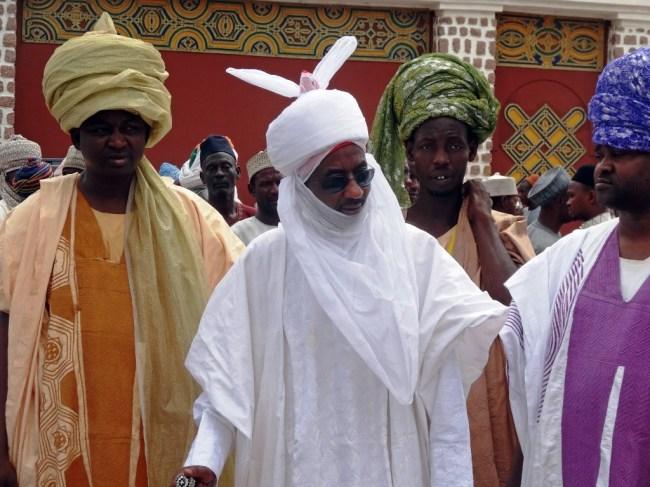 Omokri accuses Sanusi of living lavishly while abandoning his people