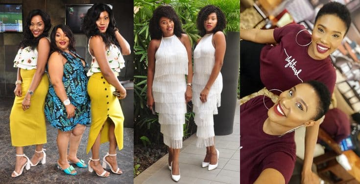 Actress Ngozi Nwosu celebrates identical twin daughters as they turn new age (photos)