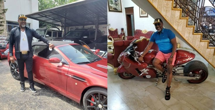 'Everything i possess is a product of hard work' – Dino Melaye brags