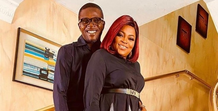 Funke Akindele Bello finally apologizes for throwing a house party amid lock down order (video)