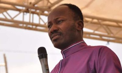 'Heal 1 Covid-19 patient, get $1000' - 'Witches' challenge Apostle Suleman