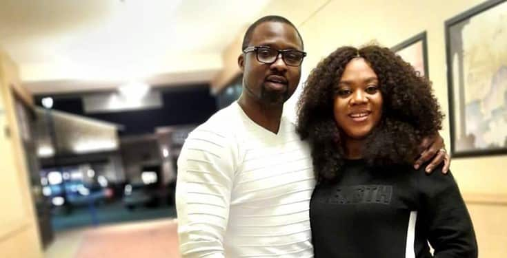 'I felt bad for my husband when we were told we couldn't have sex before marriage' - Actress Stella Damasus