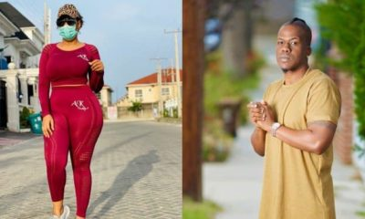 Juliet Ibrahim comes for rapper IcebergSlim, tells him to move on