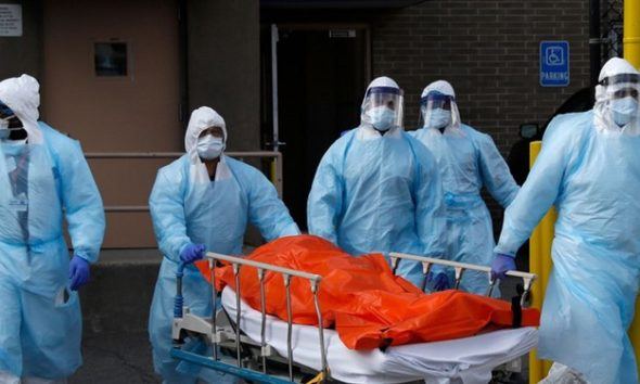 Nigeria records 5th coronavirus death