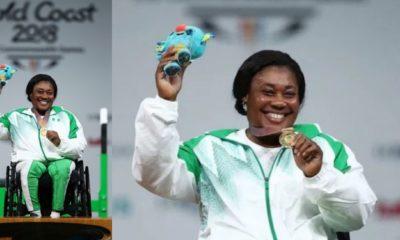 Nigerian paralympic gold medalist Ndidi Nwosu is dead