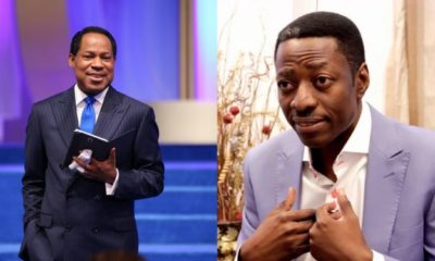 Pastor Sam Adeyemi debunks Pastor Chris' claim on Antichrist, 5G and Coronavirus (video)