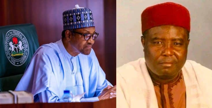 President Buhari loses in-law, Galadima Modu Sheriff