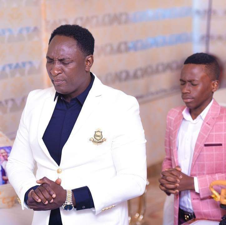 COVID-19: Prophet Jeremiah Omoto challenges African Pastors to display their wealth now, COVID-19: Prophet Jeremiah Omoto challenges African Pastors to display their wealth now, Latest Nigeria News, Daily Devotionals & Celebrity Gossips - Chidispalace