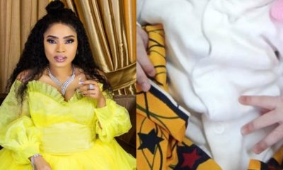 'You've stolen another baby's photo' – Fans continue dragging Halima Abubakar