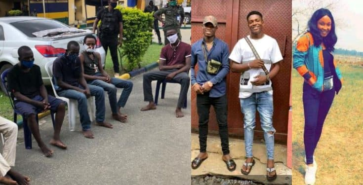 """""""I killed them because of N4m"""" – Leader of kidnapping gang that killed three UNIPORT, RSU students tell police"""