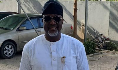 """Shame on me and every political office holder"" – Dino Melaye"
