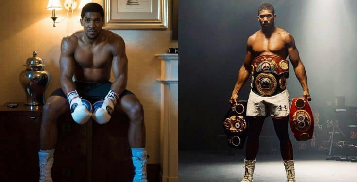 Anthony Joshua opens up on his challenges in finding true love