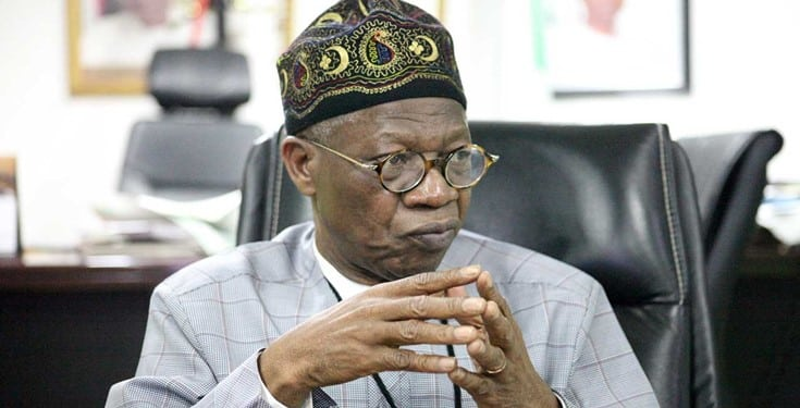 Expect 11,000 MW of electricity by 2023 — Lai Mohammed