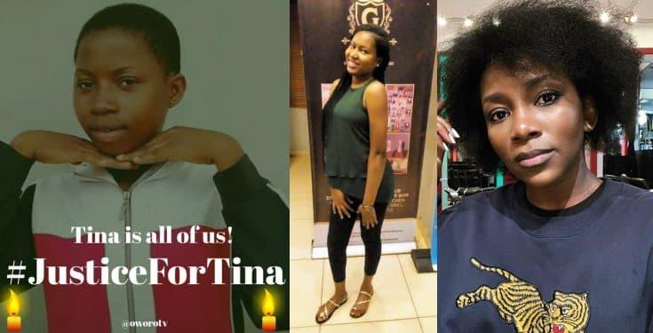Genevieve Nnaji reacts to the murders of Tina Ezekwe and Uwa Omozuwa