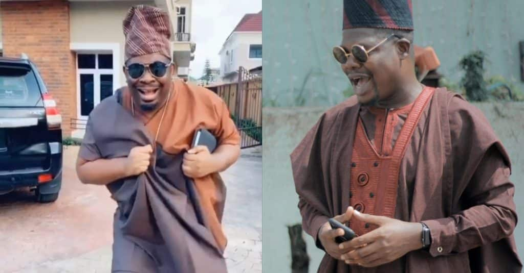 Ooin: Watch funny moment Don Jazzy accurately mimics comedian, Mr. Macaroni in new video