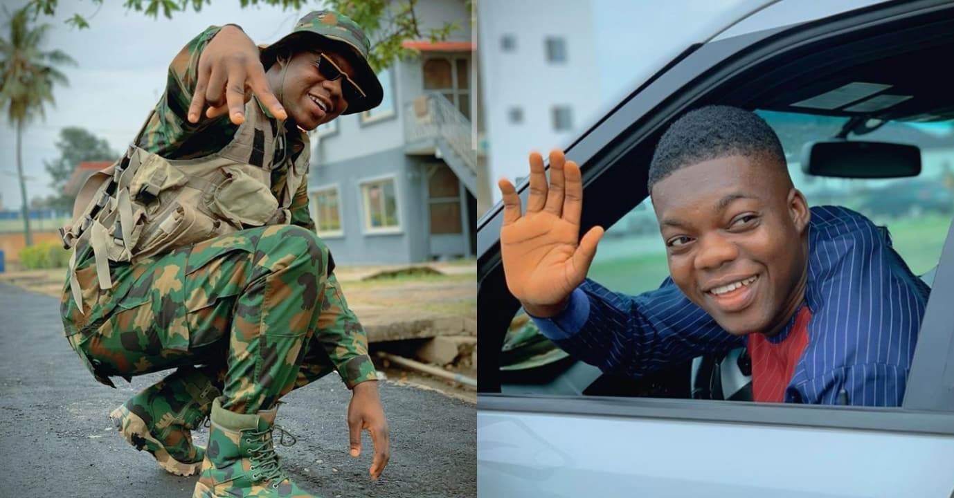 Nigerian Navy finally releases comedian, The Cute Abiola following his arrest 2 days after his birthday