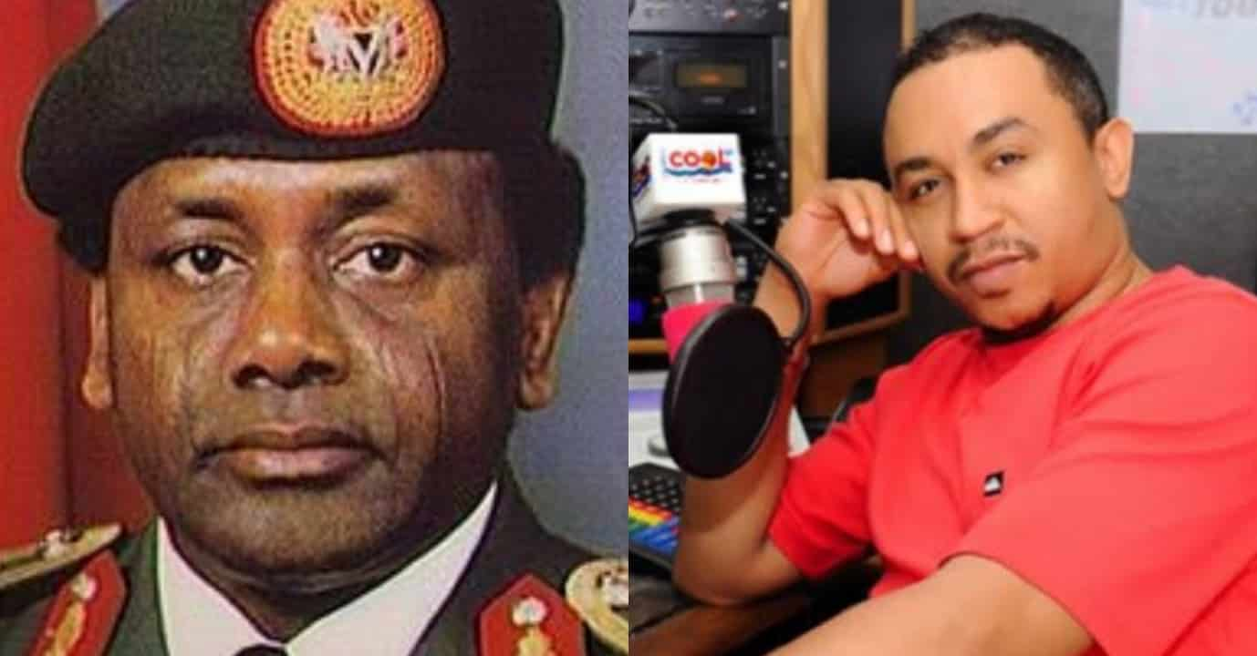 Daddy Freeze says Abacha's refunded loot is an investment